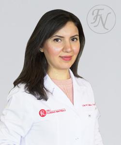 Uzm. Dr. Ramila DARVİSHOVA